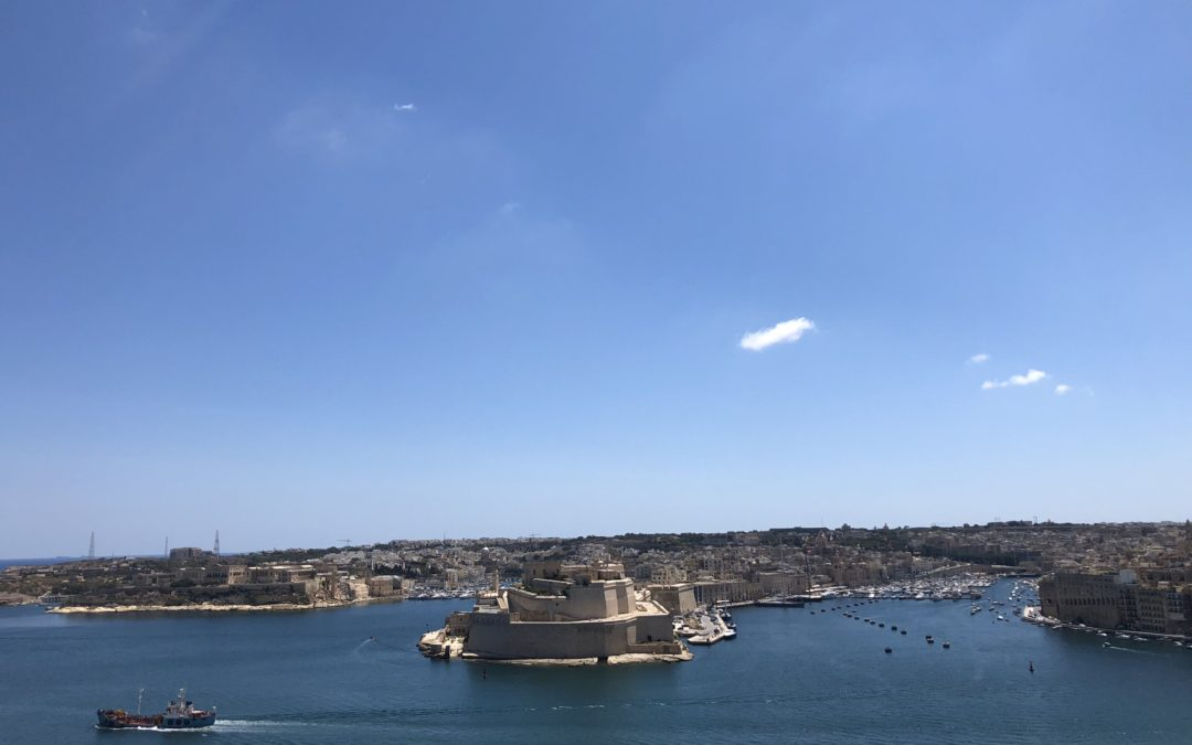 A long weekend in MALTA