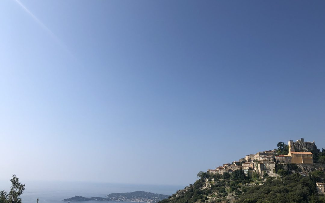 Off the beaten path on the French Riviera: ÈZE